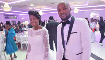 Mariage de Jonathan et Sarah Losomba