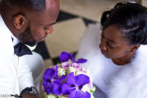 Mariage de Naomi et de David Mbombo