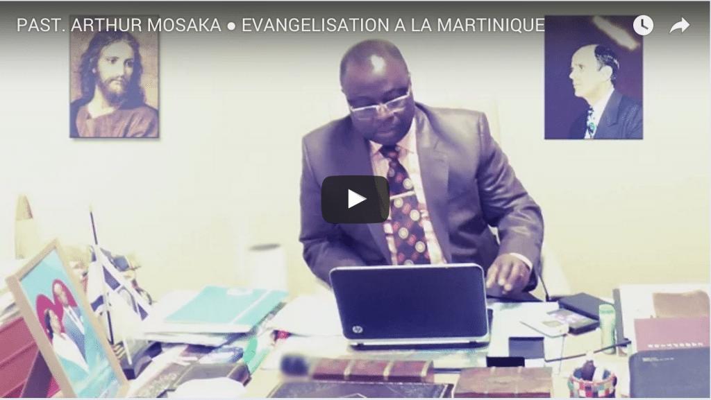 Évangélisation en Martinique