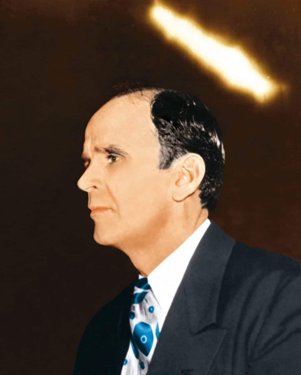 William Branham et la colonne de feu