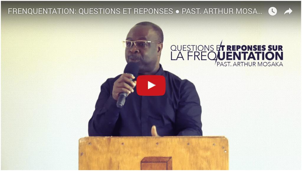 Fréquentation: Questions et réponses