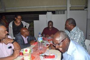 Le Noël de notre Pasteur Arthur MOSAKA en Martinique