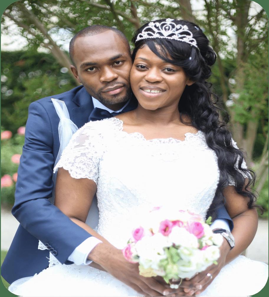 Mariage Ruth et Freddy BIAYA