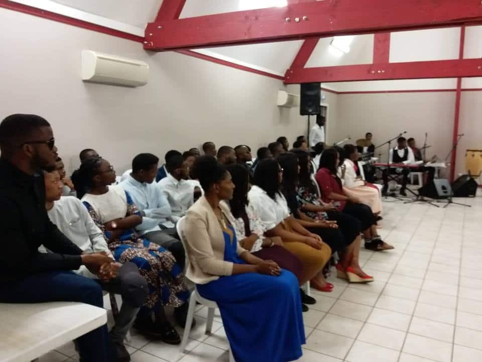 Camp des jeunes 2017 : La Vision d'Esaïe