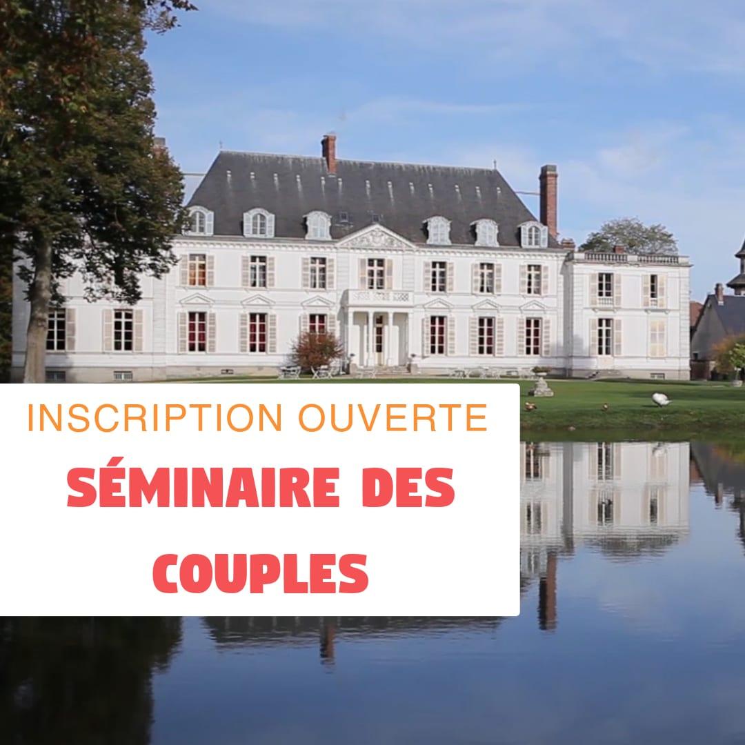 Séminaire des couples Mars 2019