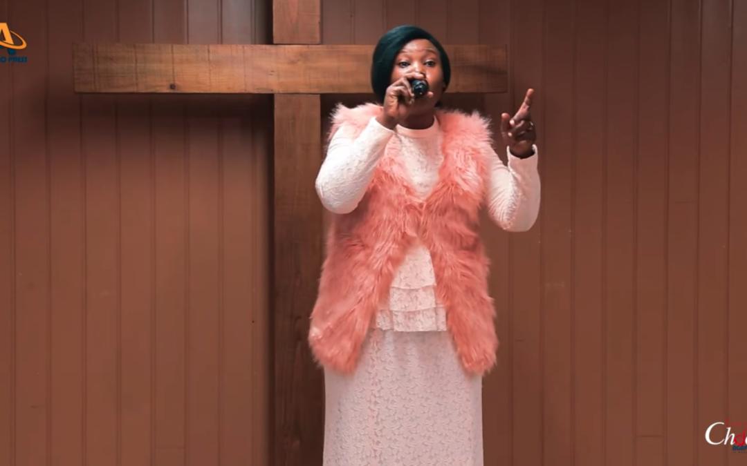 Concert Sr Théthé MAKABI à Shalom Tabernacle