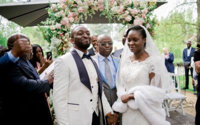 Mariage de Fr Bryan et sr Esther