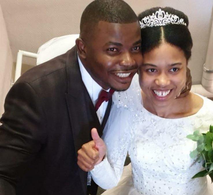 Mariage fr Pavel et sr Doriane